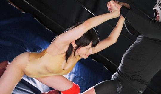 ABV女子プロレス試合